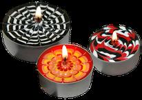 Wachsliner für Muster und Bilder auf Kerzen