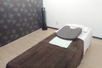 鍼灸院鶴の施術室