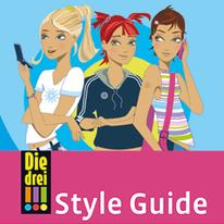Die drei !!! | Style Guide