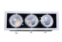 EMPOTRADO LED 3X30W