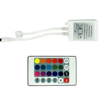 Controlador Tira RGB con Control 16 Colores Interior 72W DILAE