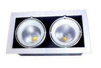 EMPOTRADO LED 2X30W