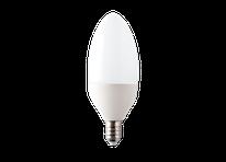 FOCO VELA LED E12 4W DILAE