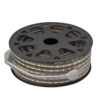 MANGUERA LED 5050, 125W,  3000K, 127Vca, 25m. IP65 DILAE
