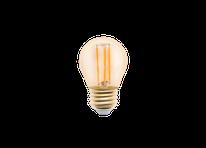 FOCO LED FILAMENTO G45 4W ATENUABLE DILAE