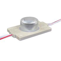 Módulo Super LED Con Óptica 1.4W Exterior, ROJO, 1.4W, 12V, DIM. 70*35*20mm DILAE