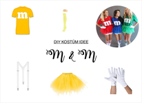 Bild: Kostüm für Karneval und Fasching seber machen - einfache und kreative Kostüm Ideen für Sie, für ihn, als Paarkostüm oder als Gruppenkostüm auf Partystories.de finden