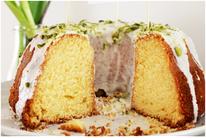 Bild: Rezept Ideen für Ostern und den Oster Brunch // Eierlikör Kuchen als Gugelhupf