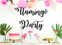 Bild: Flamingo Party Ideen