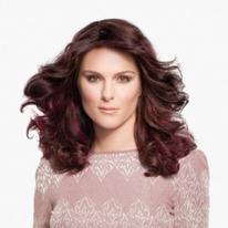 Model Haarverdichtung