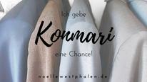 Konmari Marie Kondo aufräumen aufgeräumt Kleiderschrank Anzüge