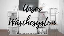 Wäsche Wäschesystem System Körbe Wäschekörbe Ikea kleidung ordentlich