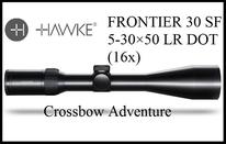 Zielfernrohr Hawke Frontier 5-30x50 LR Dot