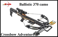 Armbrust PoeLang Ballistic 370 camo