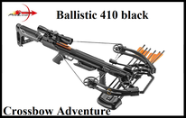 Armbrust PoeLang Ballistic 410 black