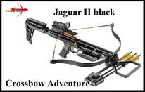 Armbrust PoeLang Jaguar II black