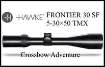 Zielfernrohr HAWKE 5-30x50 TMX