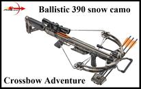 Armbrust PoeLang Ballistic 390 snow camo