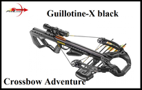 Armbrust PoeLang Guillotine-X black
