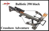 Armbrust PoeLang Ballistic 390 black