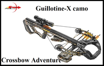 Armbrust PoeLang Guillotine-X camo
