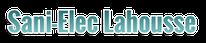 logo de Sani-Elec Lahousse