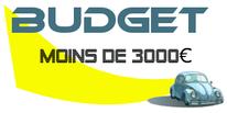 utilitaire 3000€