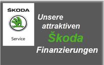>> Unsere attraktiven ŠKODA Finanzierungen >>