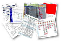実践的プロジェクトマネジメント研修 特徴3 実務で即実践ツール提供のイメージ画像