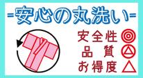着物クリーニングのド定番・丸洗いクリーニングの詳細を見る