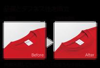 お得な個人ネームパックのTシャツ00085の商品説明
