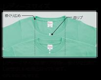お得な個人ネームパックのTシャツ00085のレディースサイズ