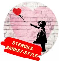 Stencil Airbrush Schablonen