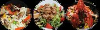Gerichte zum Wein, Torrontes, asiatische Gerichte, Salat, Meeresfrüchte