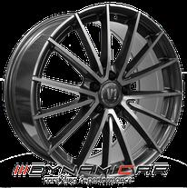 V1 Wheels V2 Daytona Grau Poliert