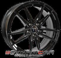 V1 Wheels V3 Schwarz glänzend