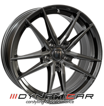 V1 Wheels V3 Daytona Grau
