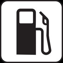 Tankstelle Fahrkostens