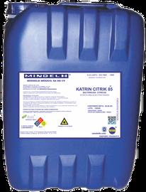 Desinfectante de extractos cítricos