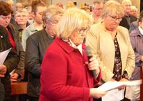 Animation des messes dominicales avec l'équipe Liturgie