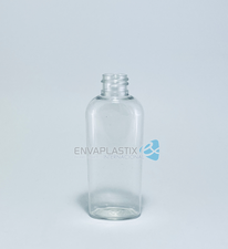 Envase oval pet 60ml