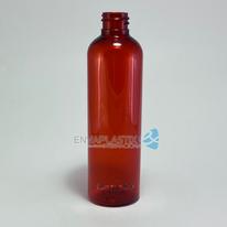 Envase boston 125ml. rojo, Botella PET rojo