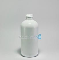Envase PET 250ml. blanco, botella pet blanca