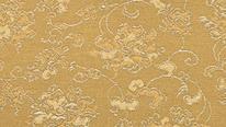 掛軸表装 洛彩緞子 牡丹華紋