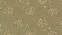 掛軸表装 洛彩緞子 雲竜丸紋