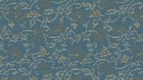 掛軸表装 洛彩緞子 二重菱紋