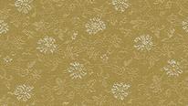 掛軸表装 洛彩緞子 二重蔓唐花紋