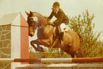 """mein """"Präge-Pferd"""": Hassan, geboren 1972"""