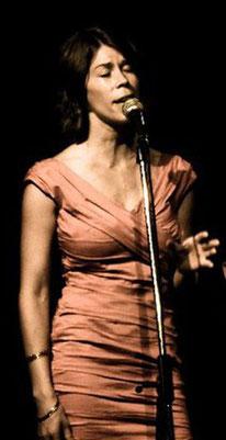 Sängerin Birte Schöler aus Freiburg