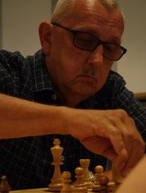 Joachim Langer sorgte für den einzigen Lichtblick in der Drewer-Bilanz (Foto: A. Obdenbusch)